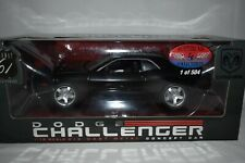 Highway 61 1:18 Dodge Challenger Supercar Collectibles 1 of 504 Black