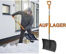 FISKARS 143001 1003469  SnowXpert Schneeräumer Schneeschaufel, Länge: 156cm.