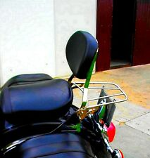 Sissy Bar pasajero respaldo + Portaequipajes Yamaha XVS 1100 Dragstar (V-Star 1100)