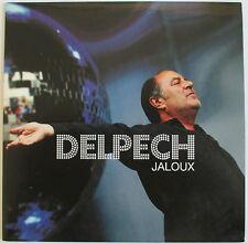 "MICHEL DELPECH - CD SINGLE PROMO ""JALOUX"""