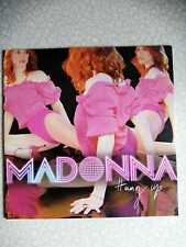 MADONNA – HUNG UP  – CD SINGLE CARD SLEEVE – NEW!