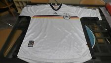 maillot de foot Allemagne XL 1998  jersey Germany Deutchland