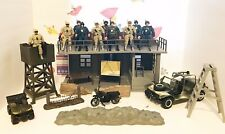 World Peacekeeper Lot: Command Post ATV Motorcycle Men Accessories Tower Jeep