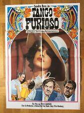 Tango Furioso (Kinoplakat '70er) - Sandra Brea