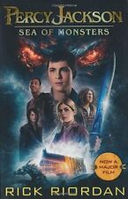 Percy Jackson and the Sea of Monsters By Rick Riordan. 9780141346137