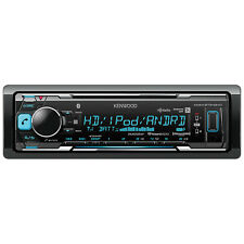 Kenwood In-Dash Bluetooth HD Radio Pandora Stereo Receiver