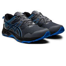 Asics Mens Gel-Sonoma 5 Trail Running Shoes Trainers Sneakers - Black Blue