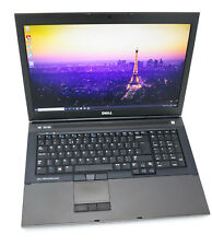 Dell Precision M6800 Laptop: Core i7 16GB, K4100M, 240GB SSD+HDD Warranty VAT
