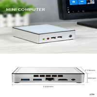 Mini PC Intel Core i3-4010Y i5-4200Y i7-4610Y Windows 10  WiFi HDMI TV Box