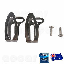 2X Driver Belt Hooks for hitachi 18V WH18DSAL DS18DSAL DS18DBL Drill+Screw AU