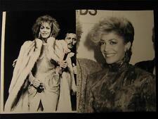 1985 Candid Singer Shila E VINTAGE 2 Music PHOTO LOT w/Credit 170K