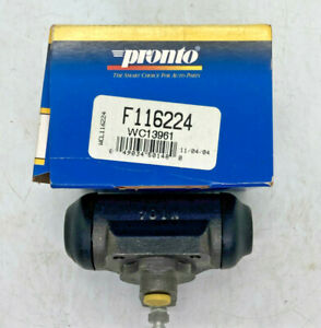Pronto Coni-Seal F116224 WC13961 Wheel Cylinder For Cadillac GMC Chevrolet Below