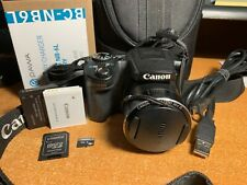 Canon PowerShot SX510 HS 12.1MP Digital Camera + Nice Case + 16GB Card