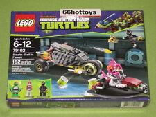 LEGO 79102 Teenage Mutant Ninja Turtles Stealth Shell in Pursuit New