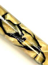 Oxford-Everdurable Denmark Danish ACCA Vintage Fountain Pen Lot of 4 Penol BF