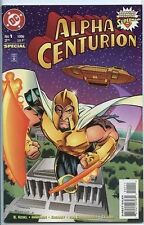 Alpha Centurion 1996 one-shot near mint comic book