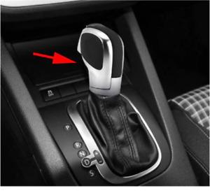 VW Volkswagen MK5 Polo GTI Scirocco DSG Leather Gear Knob Shifter