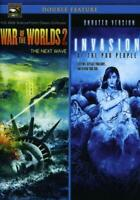 War of the Worlds 2: The Next Wave/Invasion of the Pod People (DVD, 2010) New