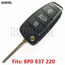 Remote Key fob for AUDI A4 S4 A3 S3 TT HELLA 434MHZ 8P0 837 220 5FA009272-10