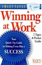 Winning At Work By Michael A Podolinsky Audiobook Cassettes Brand New