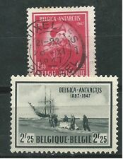 Belgium Belgica Scott # B561/566 COB # 946/951 COB # 749/750 (o) Serie Completa