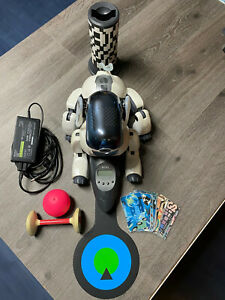Entertainment Roboter Hund Dog Sony AIBO ERS-7 Pearl White