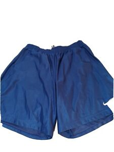 Nike Shorts. 3XL, Royal Blue