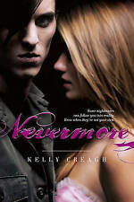 NEW Nevermore by Kelly Creagh