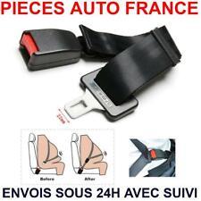 Universel Voiture Auto Protection Ceinture de Sécurité Extension Rallonge 36cm