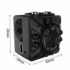 HD 1080P Mini Hidden Camera Video Recorder Night Vision Motion Cam&Mount Kit