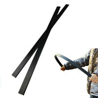 1Pair 40lbs Archery Bow Limbs Traditional Recurve High Strength Fiberglass DIY