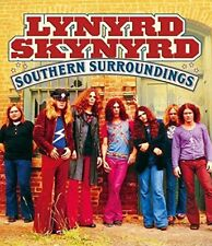 Lynyrd Skynyrd Southern Surroundings Blu Ray Audio Disc Only No Case Or Cover