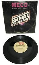 Meco Plays Music from Star Wars The Empire Strikes Back RSO RO-1-3086 Record
