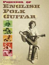 Pioneers Of English Folk Guitar Learn to Play TAB Music Book