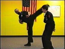 Kenpo Karate secrets speed hitting 2 Dvds Kung-Fu Martial Arts