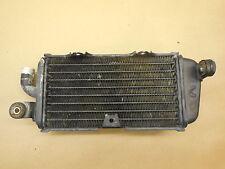 1986 Yamaha Tri-Z 250 Left side radiator YTZ250 YTZ Tri Z 86