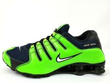 Nike Shox NZ NikeID 445489-991 Mens 11 Sneaker Basketball Shoes