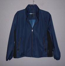 Michael Kors Hampton Jacket in Storm Blue MSRP $199.99 Men's XXL Hidden Hood NWT