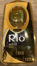 Rio Se510 Mp3 Player Vintage W/Sports Armband Brand New In Pkg Old Stock Bundle