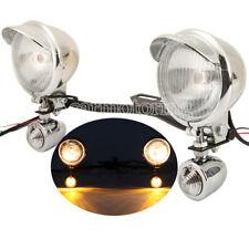 Passing Turn Signals Light Bulb Bar Fit Honda Shadow VT VT1100 VT750 VT600 VF750