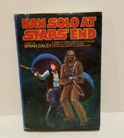 HAN SOLO AT STARS' END (1979) Brian Daley BCE  Hardcover w/ DJ   George Lucas