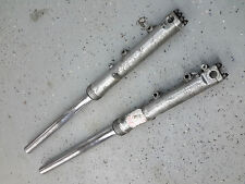 1977 Honda Goldwing GL1000 GL 1000 front forks suspension shocks