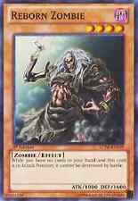 LCJW-EN199 Reborn Zombie 1st Edition Yugioh Card