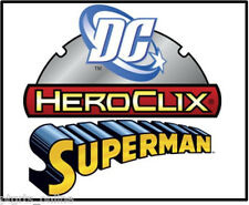 DC Heroclix Superman Collection Booster #5 (34) Assorted Figures Excellent Cond
