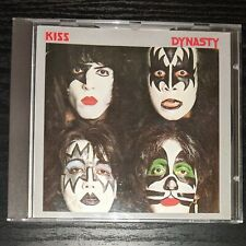 Kiss ‎Dynasty CD Ultra Rare 1987 Early Germany Pressing with SID Code Casablanca