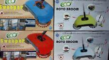 indici15 Eco Scopa Rotante 360° Azzurra Blu Rosso Verde zeroconsumi bybernigroup