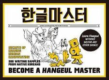 Become a Hangeul Master by TalkToMeInKorean Reading Writing Handwriting Book