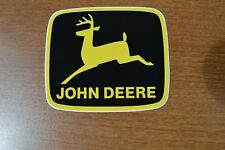 John Deere Leaping Deer Decal Jd5586