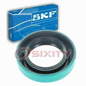 SKF Rear Wheel Seal for 1977-1981 Pontiac Catalina Driveline Axles Gaskets pg
