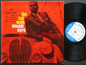 DONALD BYRD The Cat Walk LP BLUE NOTE 84075 NY RVG ST Duke Pearson Pepper Adams